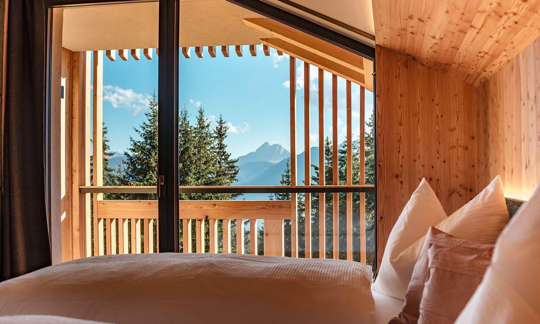 "Camera doppia ""Peitlerkofel"" | Oberhauserhütte in Alto Adige"