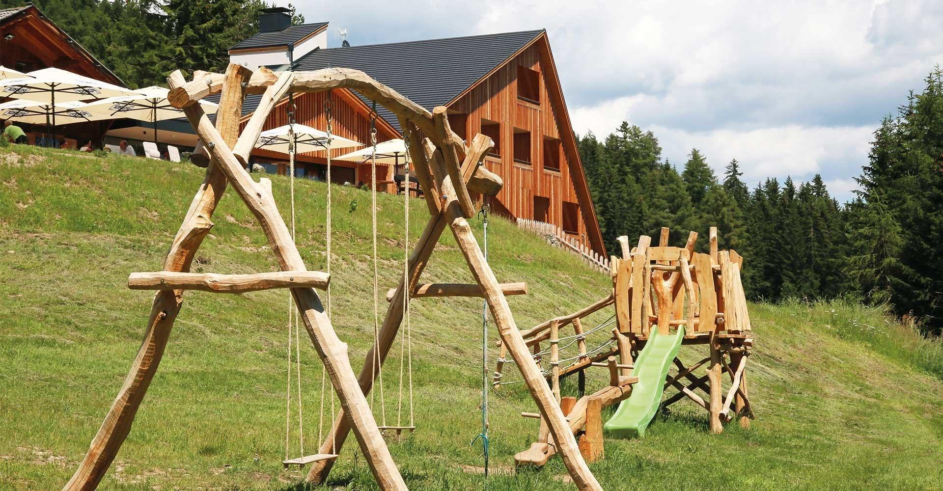 Hotel mit Spielplatz Südtirol