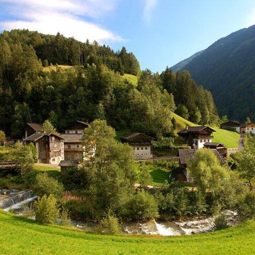 Impressionen von der Oberhauserhütte in Lüsen und Umgebung (9)