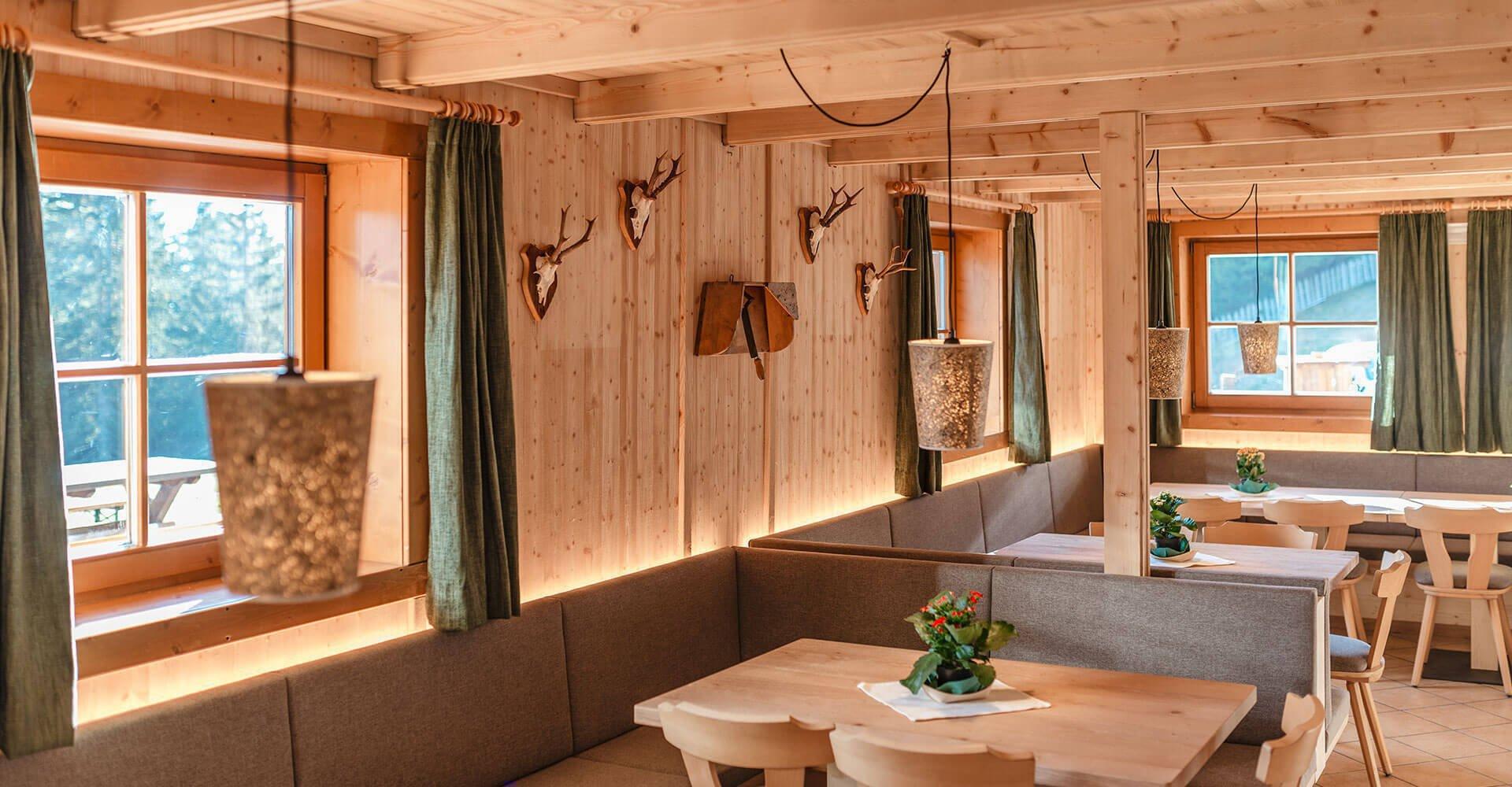 Kulinarik & Almgenuss im Berggasthof Oberhauserhütte in Südtirol