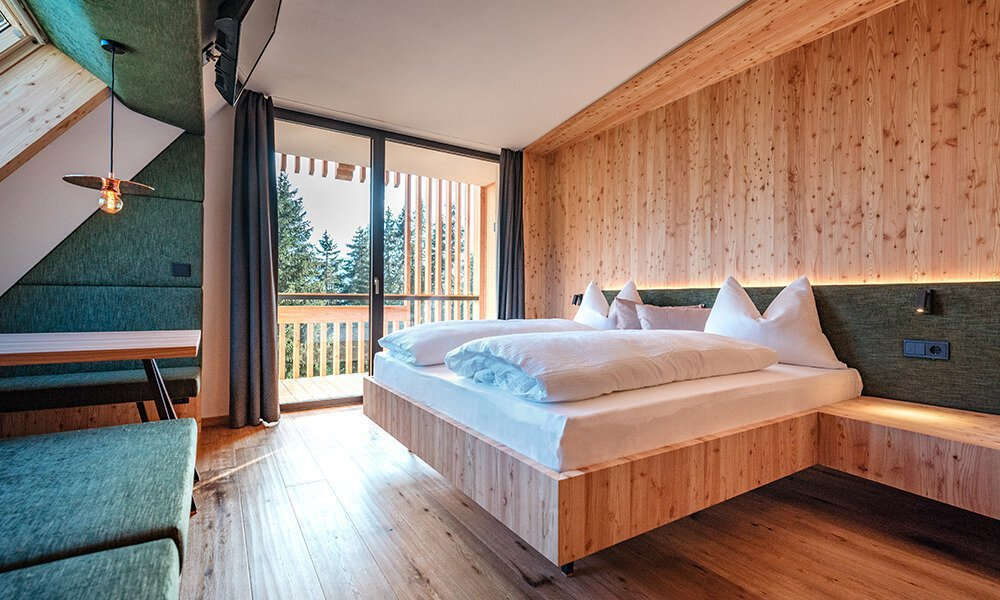 Oberhauserhütte Südtirol - Wellness in den Bergen