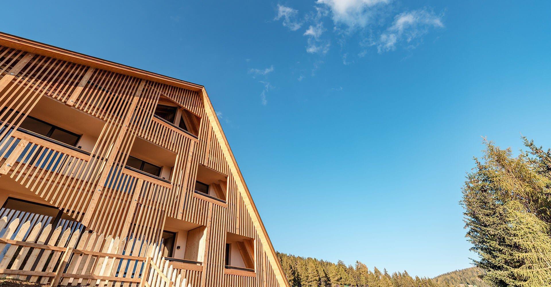 Urlaub in den Dolomiten - Oberhauserhütte Südtirol