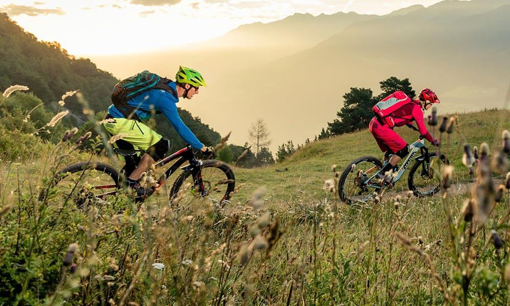 Sommerurlaub auf der Lüsener Alm in Südtirol