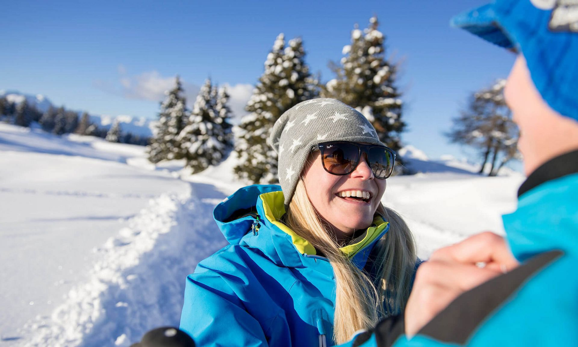 Winter fun during your winter vacation in the Alps